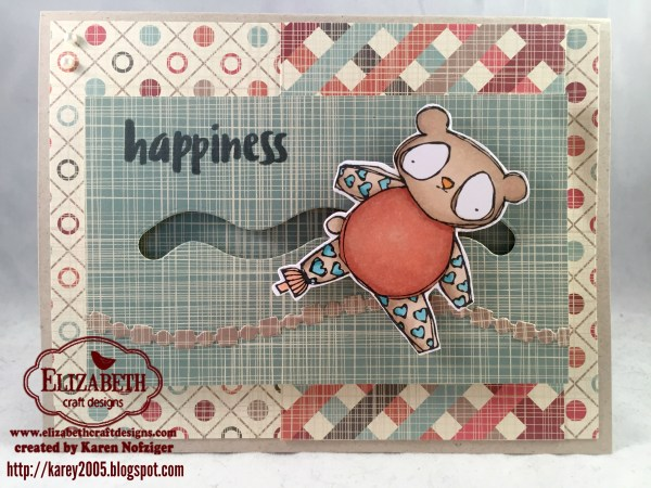 Slider Card by Karen Nofziger