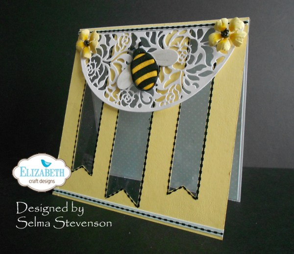 Negative Die Cut Card 2 by Selma Stevenson
