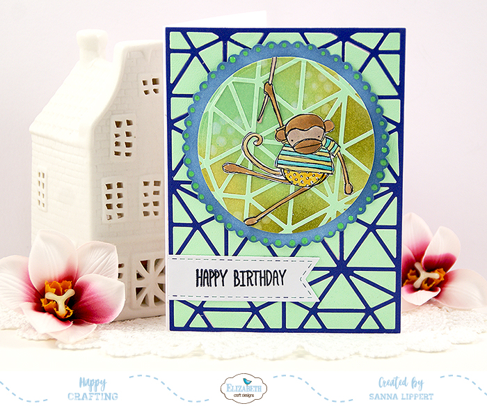 Childrens Birthday Card Idea