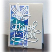 Mass Producing Thank You Cards