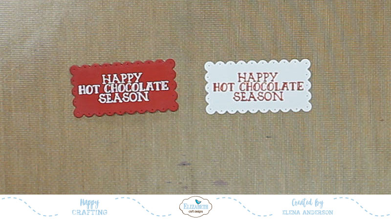 Whimsical Happy Hot Chocolate Season Cards - Step 4