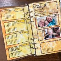 Planner Inspiration from Els