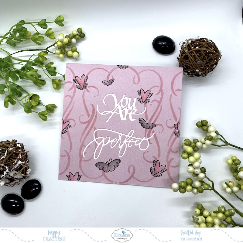 EK Gorman, Elizabeth Craft Designs, Perfect c
