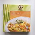 Asia Green Garden - Curry Huhn