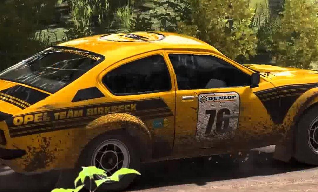 DiRT Rallye – Simrally_PS4-Liga 5/6