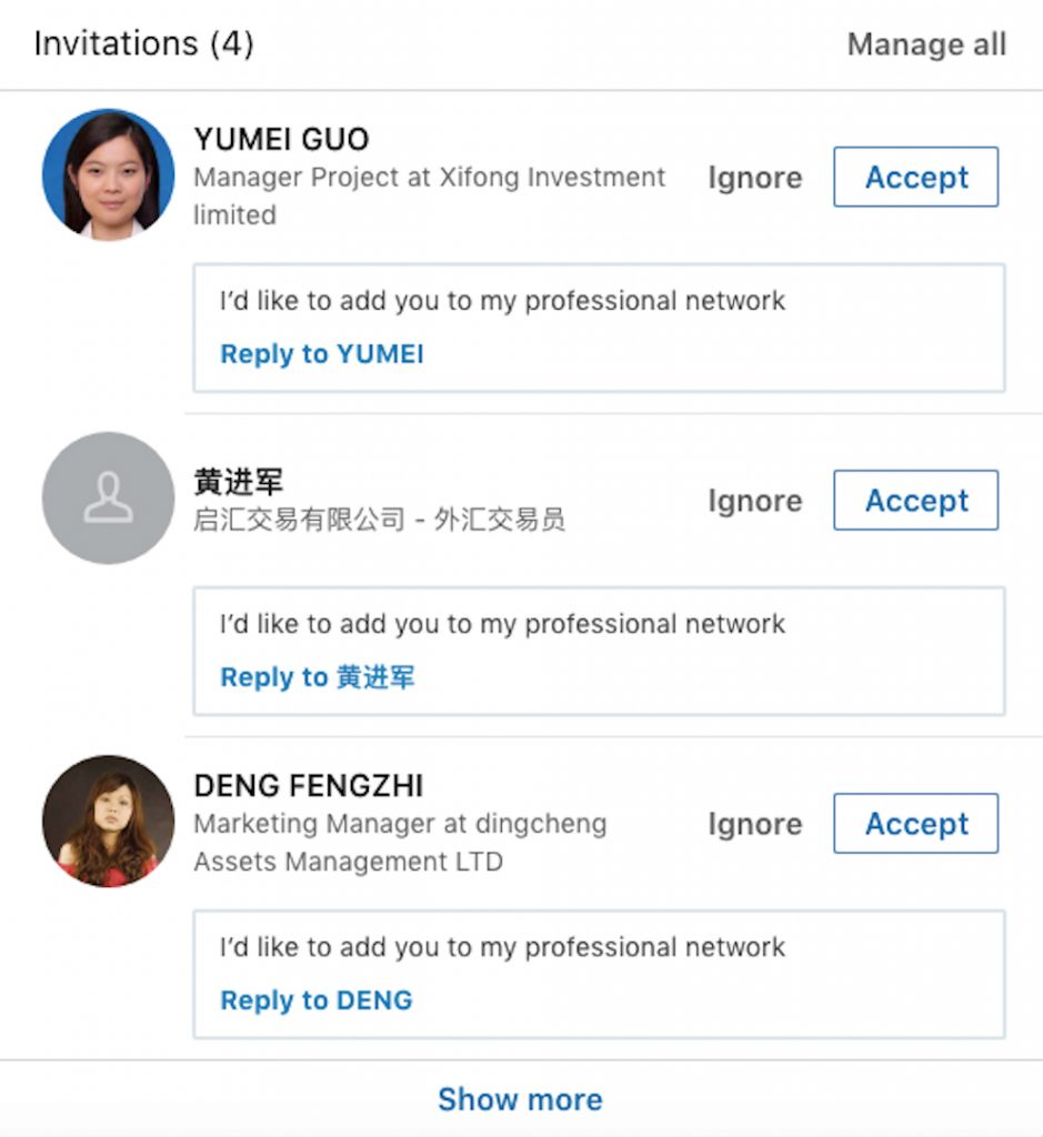 linkedin-requests