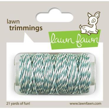 Lawn Fawn Hemp Cord, Sky -