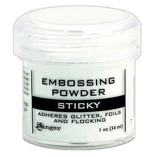 Ranger Sticky Embossing Powder, 1 oz. - 789541035275
