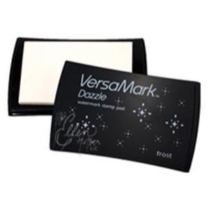 VersaMark Dazzle Ink Pad, Frost - 712353 31 002 5
