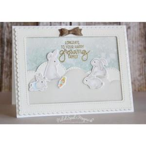 Mama Elephant Clear Stamps,  New Family -