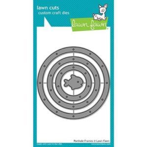 Lawn Cuts Dies, Porthole Frames - 352926705560