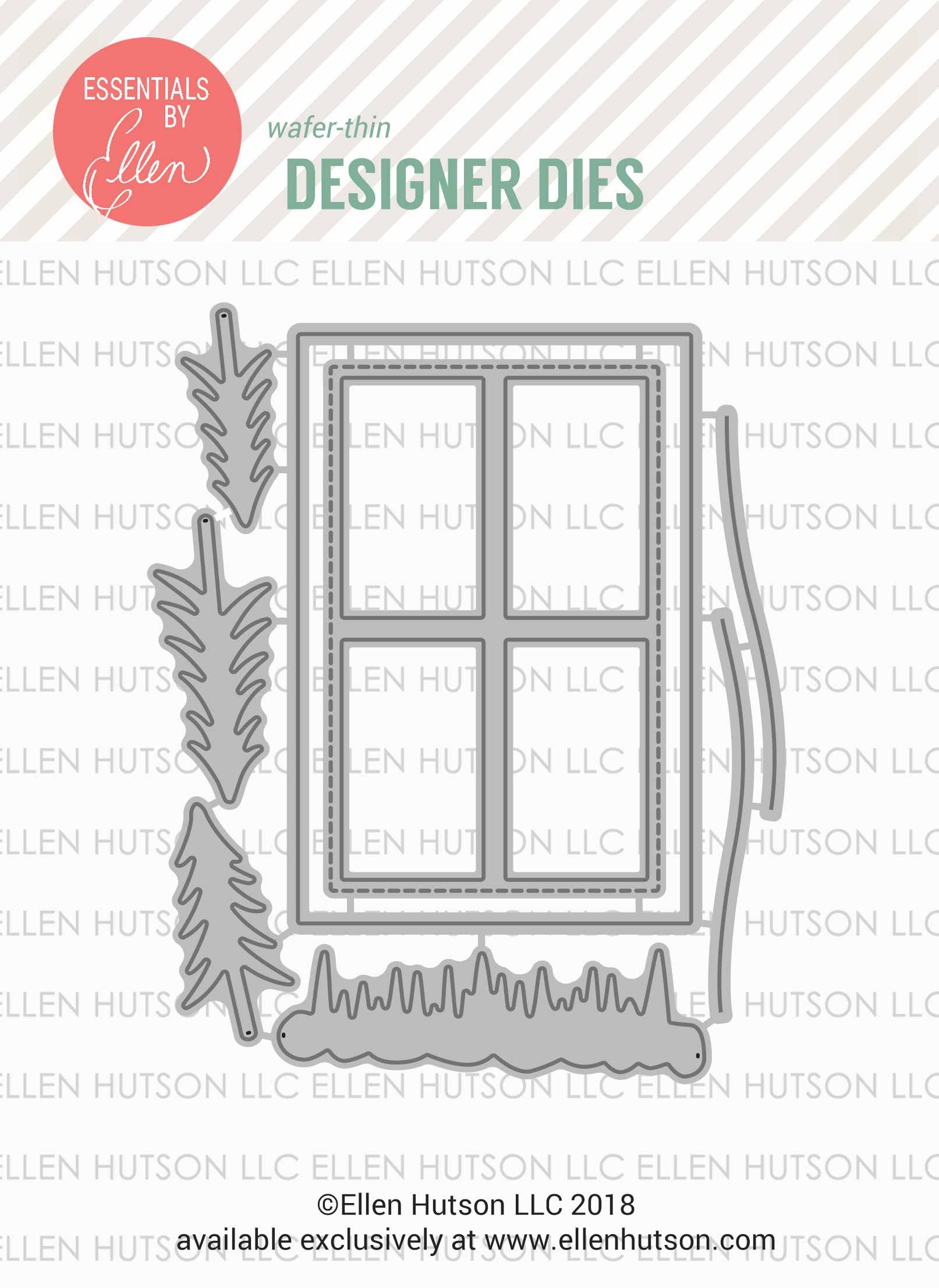 Essentials by Ellen Winter Window