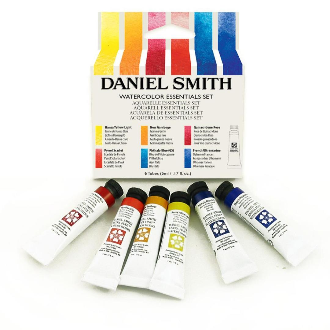 Daniel Smith Essentials Watercolor Set