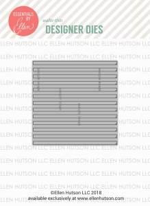 Essentials by Ellen Skinny Stripes