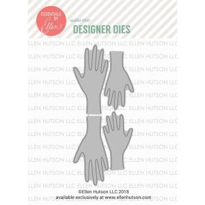 Hands by Julie Ebersole, Essentials By Ellen Designer Dies -