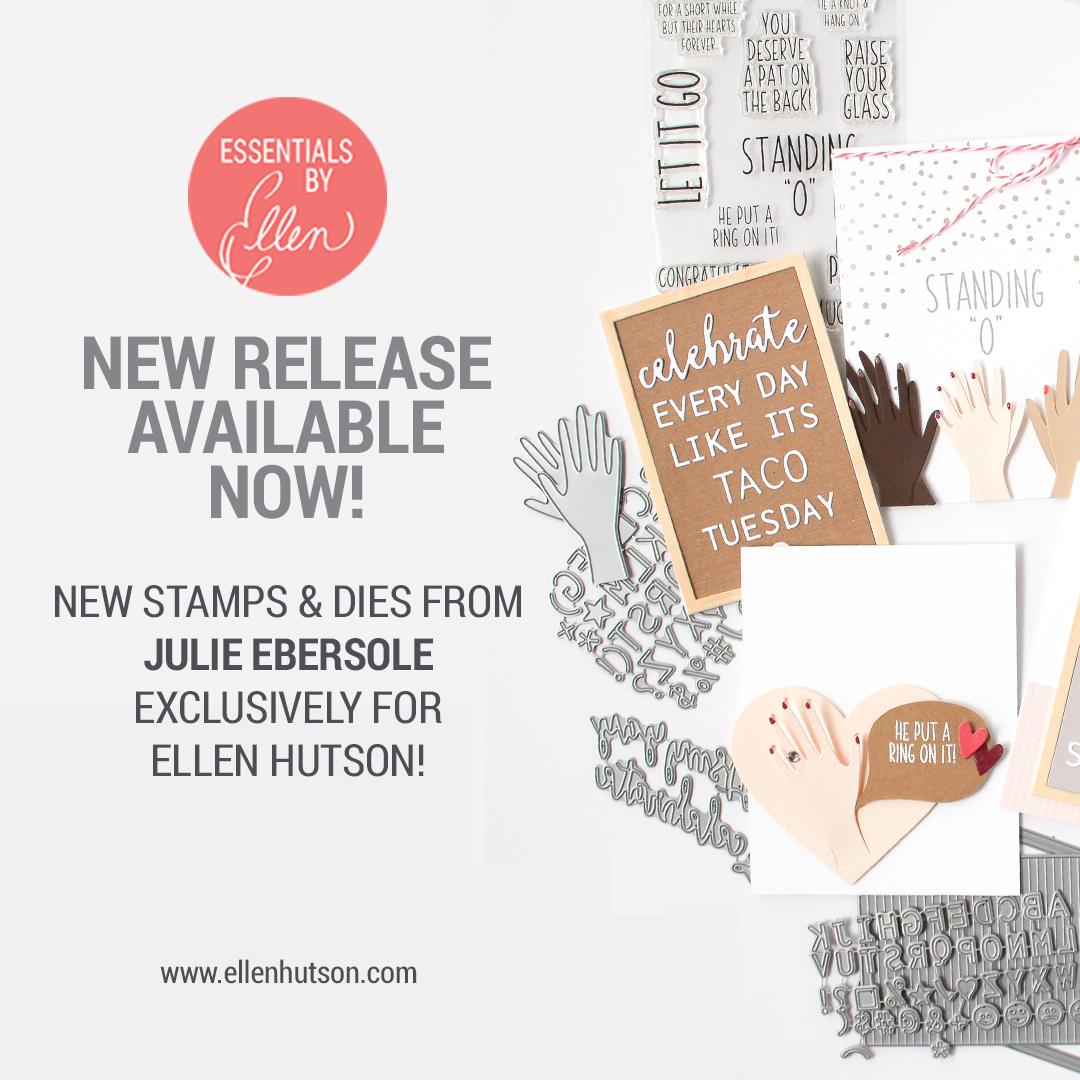 December 2018 Essentials by Ellen release