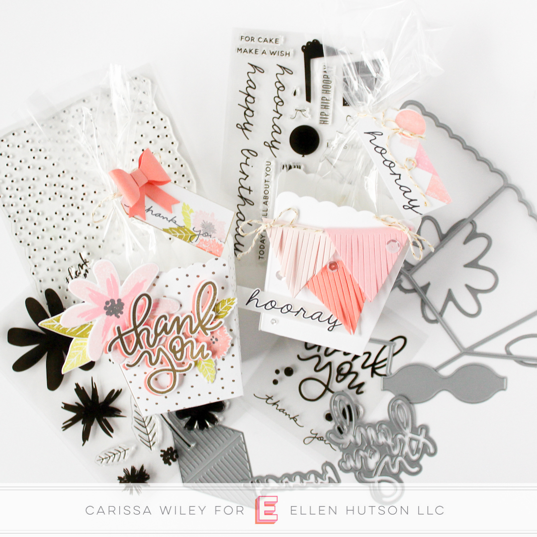 Pretty Little Packages Featuring The Stamp Market