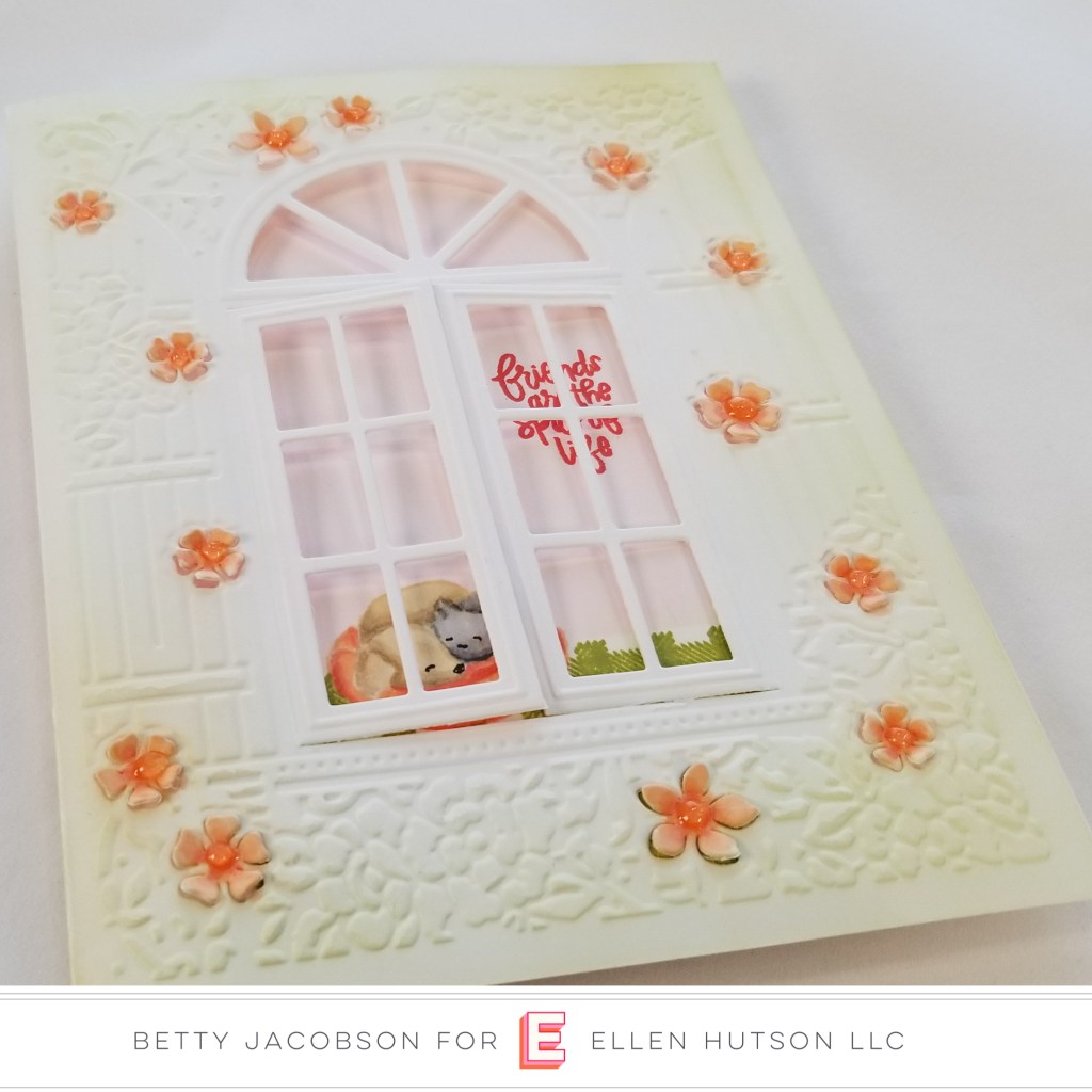 How To Use The Cut & Embossing Folders