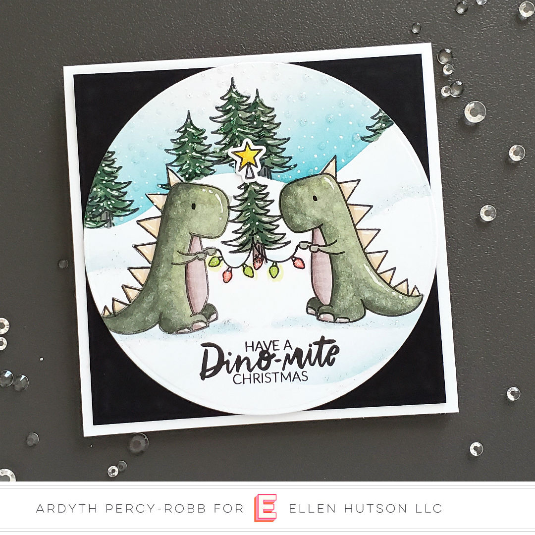 Essentials by Ellen Dinomite Christmas by Ardyth Percy-Robb