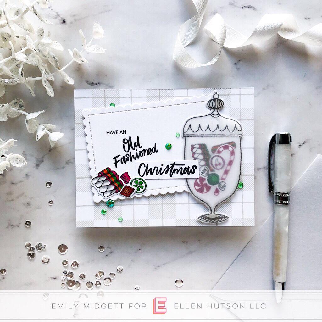 Essentials by Ellen Hard Candy Christmas by Emily Midgett