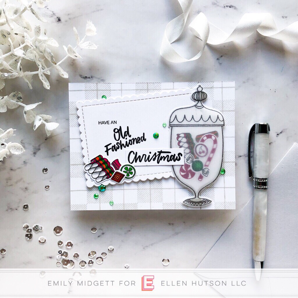Essentials by Ellen Hard Candy Christmas by Emily Midgett