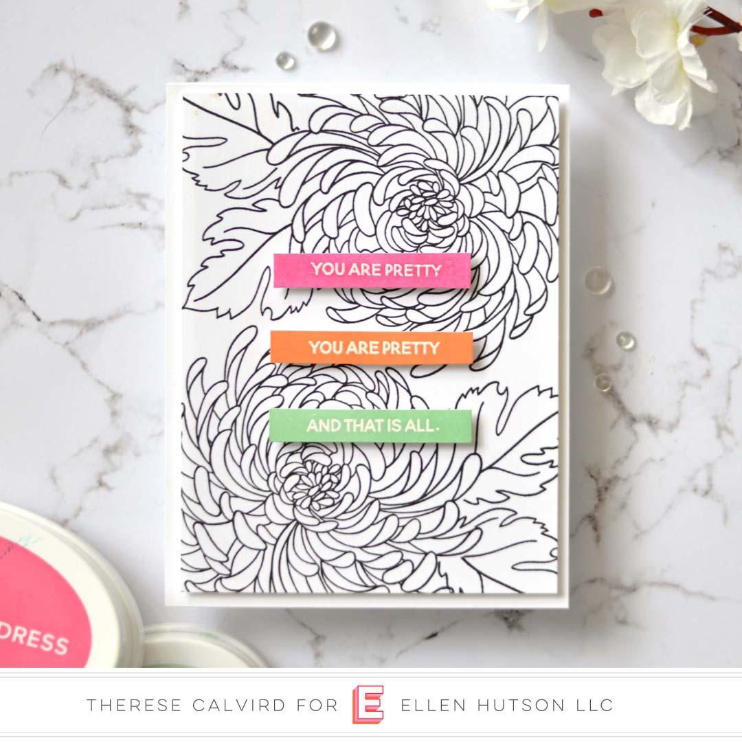 Essentials by Ellen Mondo Chrysanthemum and Totally Random Sayings Vol. 3