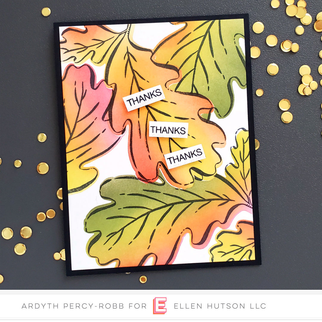 Essentials by Ellen Mondo Oak Leaf by Ardyth Percy-Robb