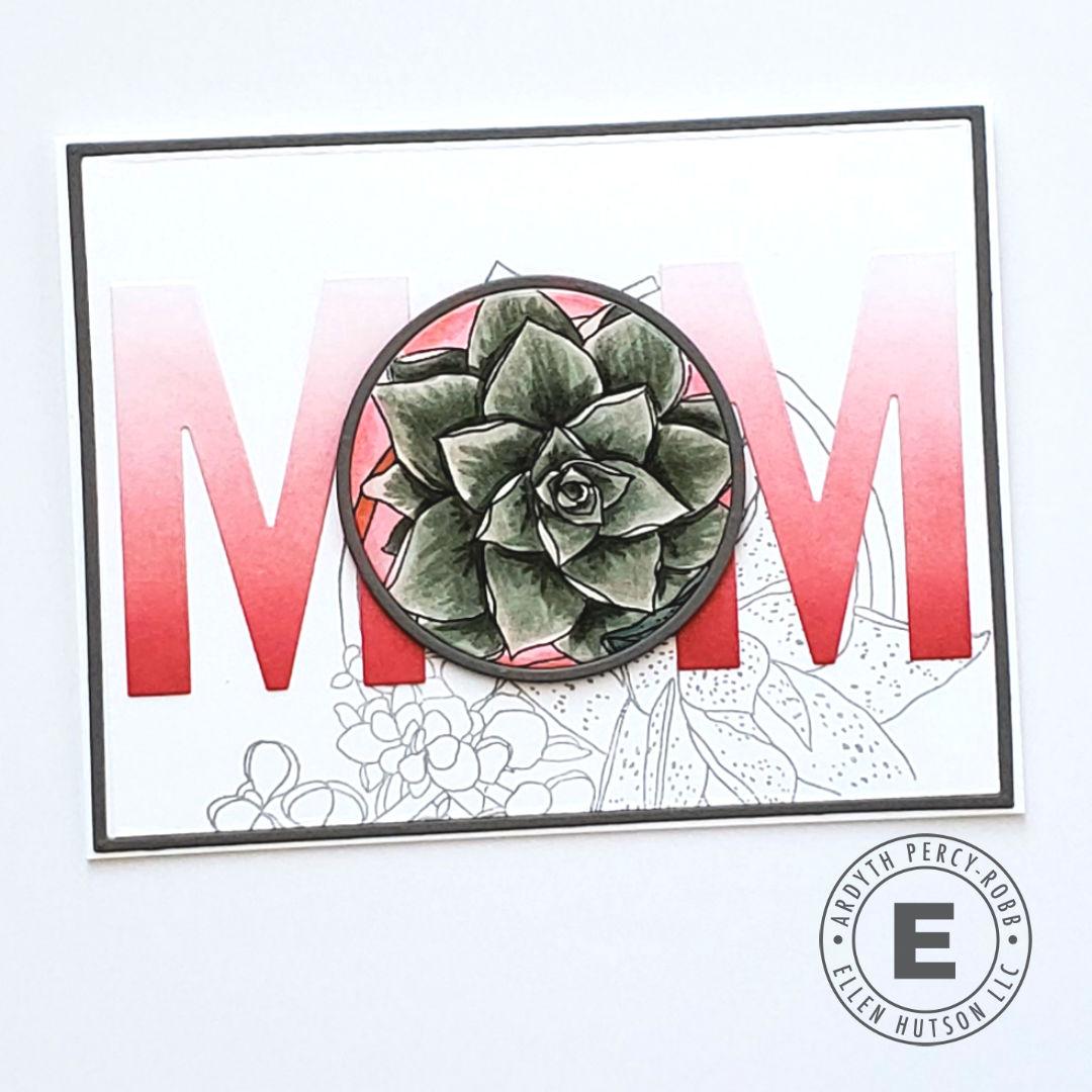 3 Card Ideas Featuring Succulents