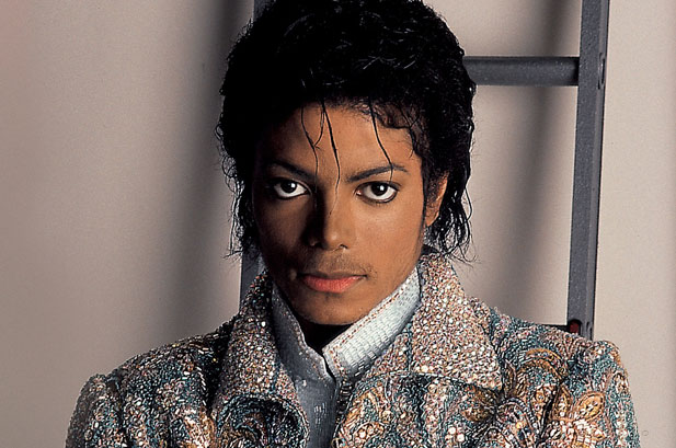 10. Michael Jackson