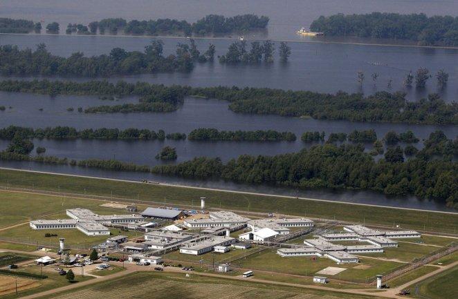 3. Penitenciaria estatal de Loisiana, Estados Unidos: También le dicen