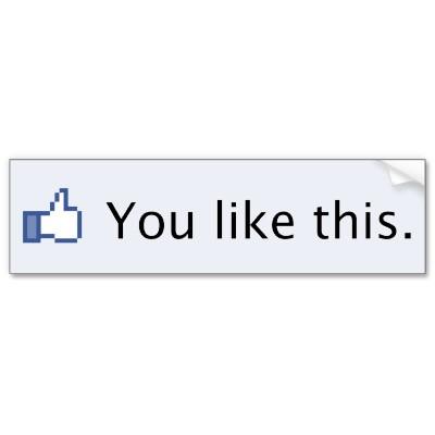 7. Mantené actualizados tus gustos en Facebook
