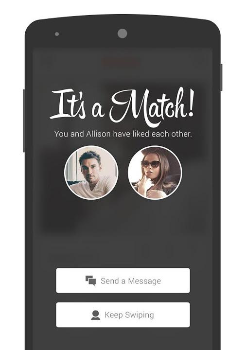 9. Y una vez que tenga los matches... ¿De qué hablo?