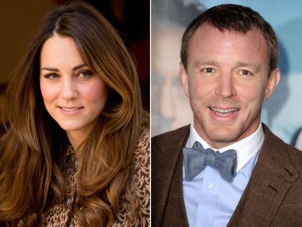 9. Guy Ritchie (Sherlock Holmes) no sólo estuvo casado con Madonna sino que es uno de los primos lejanos de Kate Middleton.