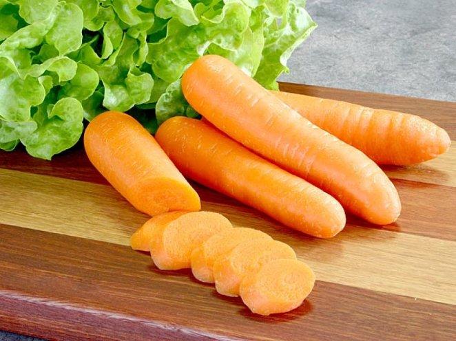 6. Zanahoria