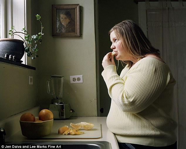Más allá de su cirugía, para poder llegar a un peso saludable Jen debió cambiar sus hábitos
