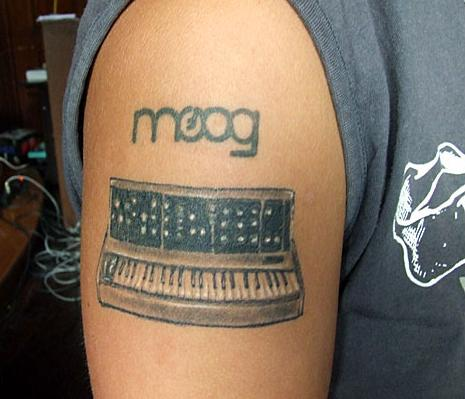 20. Fan de MOOG