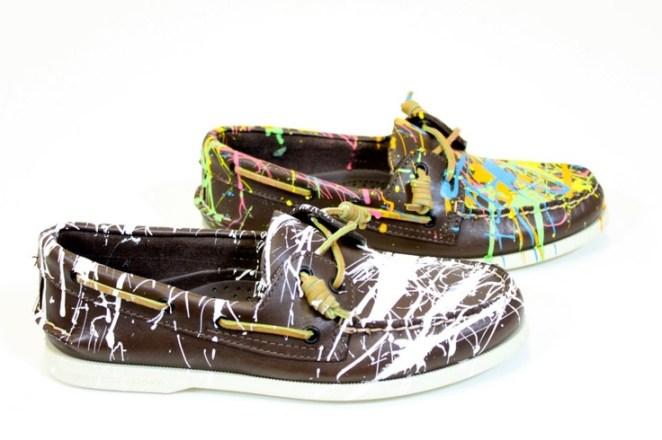 7. También funciona sobre zapatos gastados pero que son cómodos y nos siguen entrando: