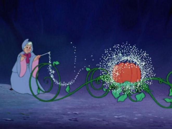 16. Bibidi, Babidi y Majin Buu=una canción de la cenicienta de Disney.