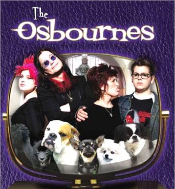 7. The Osbournes