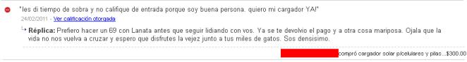 2- Cristina, sos vos?