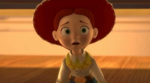 Si. La mamá de Andy es Emily, la antigua dueña de Jessie.
