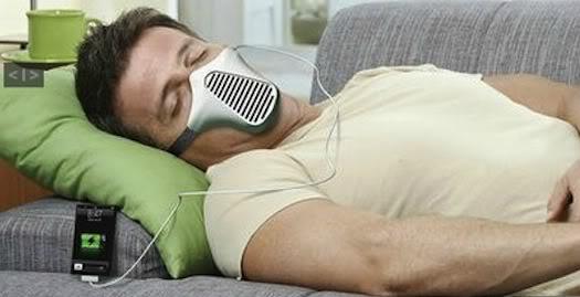 2. Respirador cargador.