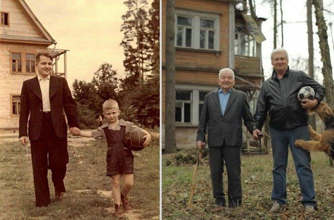 4. Padre e hijo (1949-2009)
