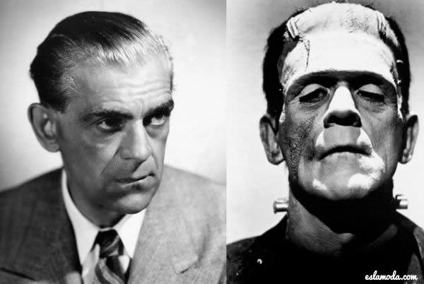 13. Boris Karloff - Frankenstein