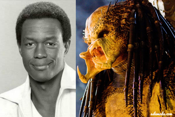 17. Kevin Peter Hall - Depredador