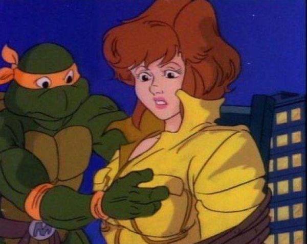 3. Las Tortugas Ninja