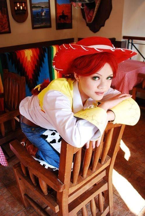 29. Jessie de Toy Story