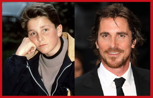 17. Christian Bale