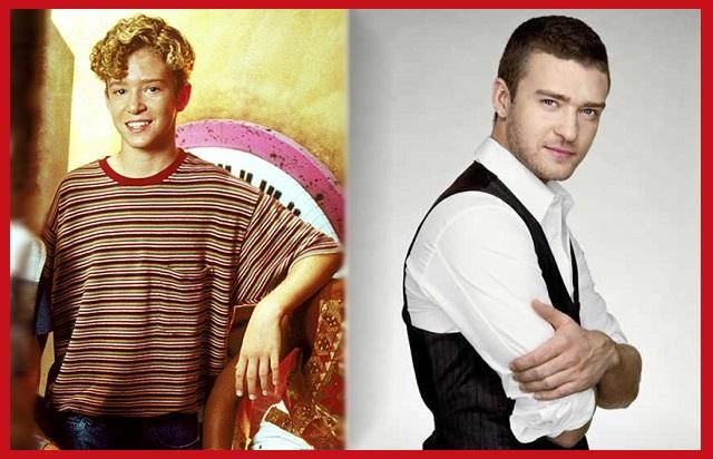 41. Justin Timberlake