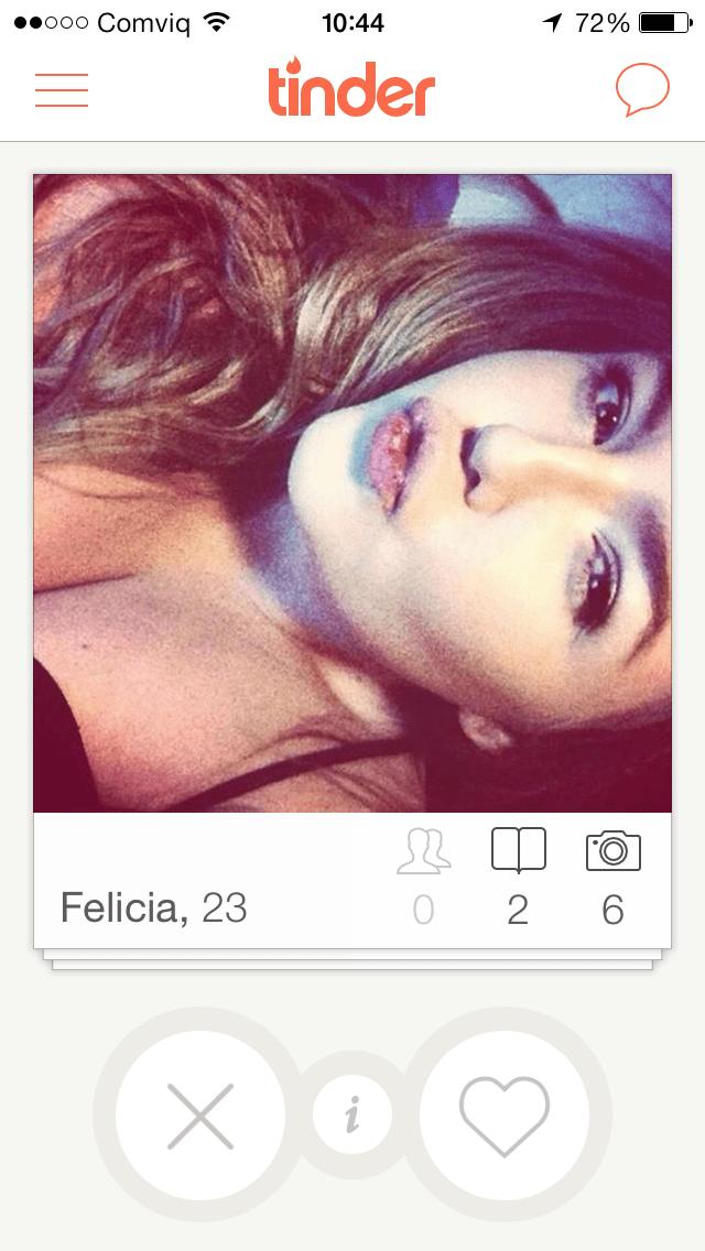 2. Felicia, 23.